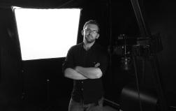 Working in Imagelab, Wellington 2010