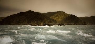 Cook Strait - Landscape