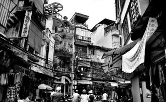 Street scene, Hanoi