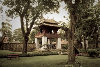 Văn miếu - Temple of Literature, Hanoi