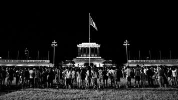 The Ho Chi Minh Mausoleum - Lăng Chủ tịch Hồ Chí Minh, Hanoi