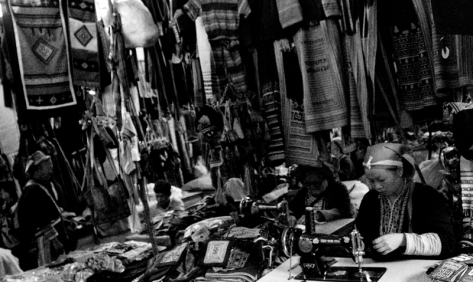 Market Stall, Sa Pa, Vietnam