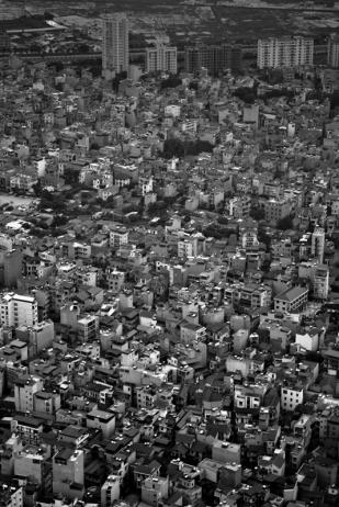 Hanoi from Landmark 72