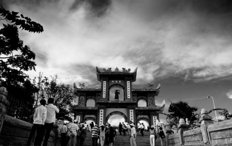 Chùa Linh Ứng, Inspired Temple, Da Nang