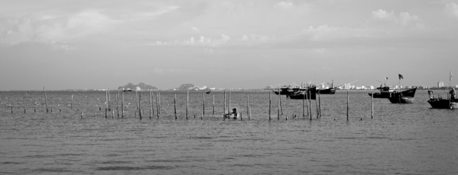 Fishing, Da Nang