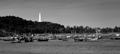 Fishing boats, Da Nang