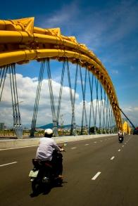 Crossing Dragon Bridge