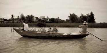 River scene, Hội An
