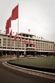 Reunification Palace, Ho Chi Minh City