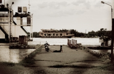 Fishing in Ho Chi Minh City