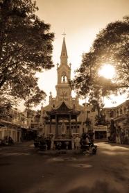 Street scene, Ho Chi Minh City