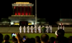 The Ho Chi Minh Mausoleum – Lăng Chủ tịch Hồ Chí Minh, Hanoi