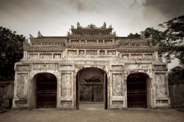 Hue Imperial City (The Citadel). Hue