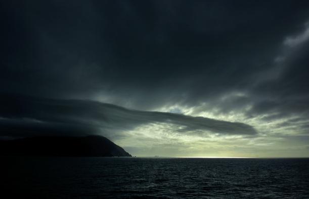 Cook Strait, New Zealand