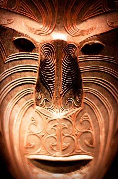 Māori Carking, New Zealand